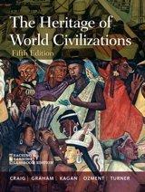 9780132639675: Heritage of World Civilizations
