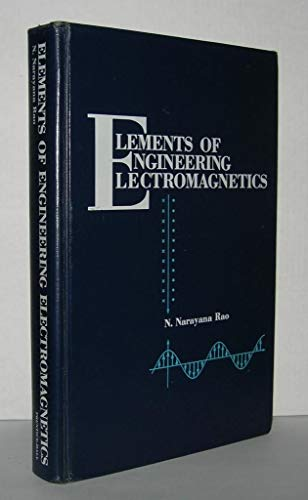 9780132641500: Elements of Engineering Electromagnetics