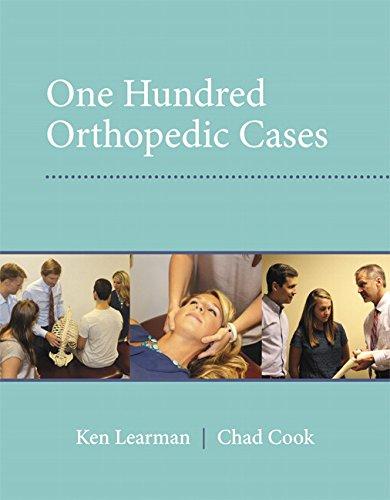 9780132653060: 100 Orthopedic Cases
