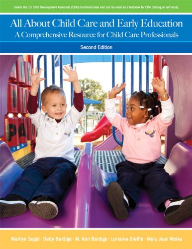 9780132655453: All About Child Care and Early Education: A Comprehensive Resource for Child Care Professionals (2nd Edition)