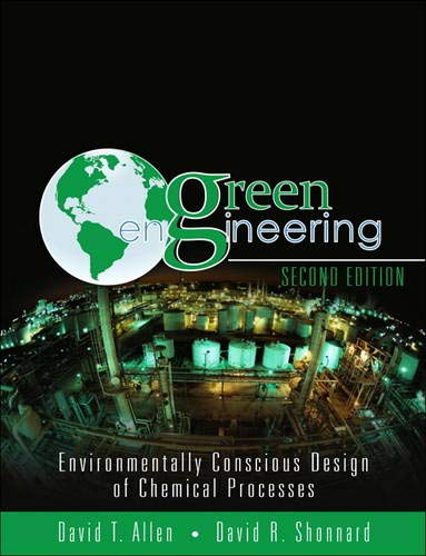 9780132657075: Green Engineering: Environmentally Conscious Design of Chemical Processes