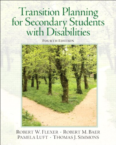 9780132658119: Transition Planning for Secondary Students with Disabilities (4th Edition)