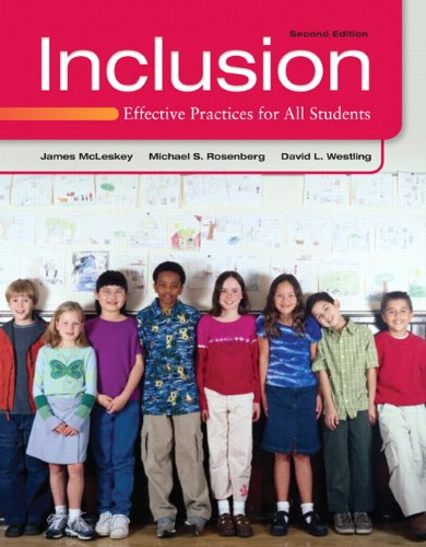 9780132658201: Inclusion: Effective Practices for All Students (2nd Edition)