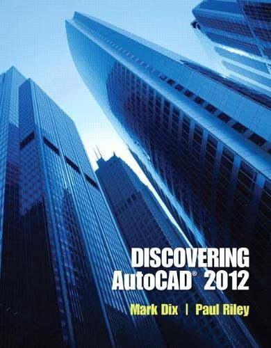 9780132658249: Discovering AutoCAD 2012