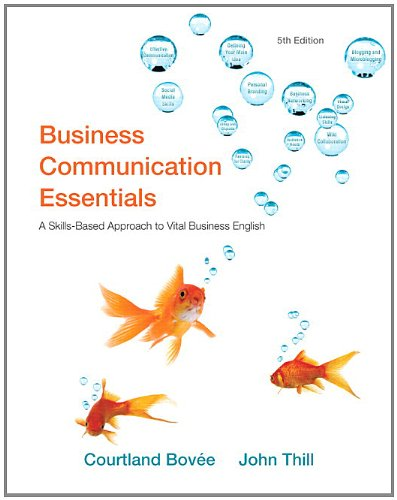 9780132658720: Business Communication Essentials Plus New MyBCommLab with Pearson eText -- Access Card Package (5th Edition)