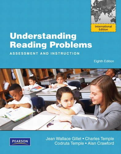 9780132659086: Understanding Reading Problems: Assessment and Instruction