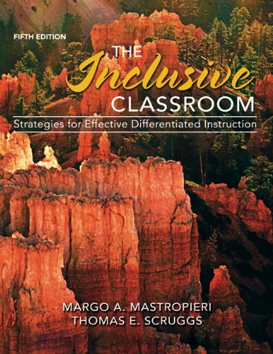 9780132659857: The Inclusive Classroom: Strategies for Effective Differentiated Instruction, Loose-Leaf Version (5th Edition)