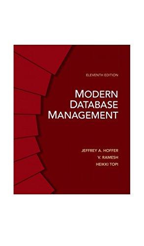 9780132662321: Modern Database Management