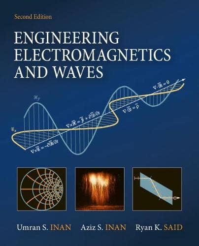 9780132662741: Engineering Electromagnetics and Waves (2nd Edition)