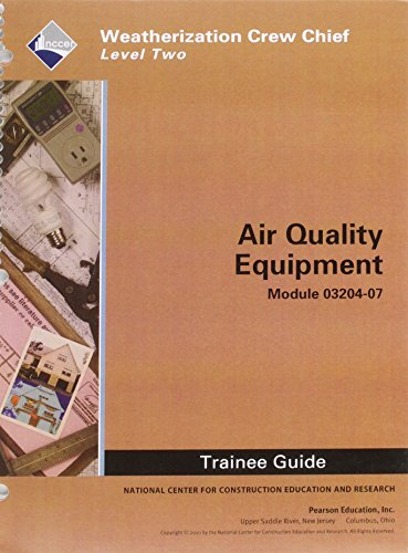 9780132663144: WEA 03204-07 Air Quality Equipment TG