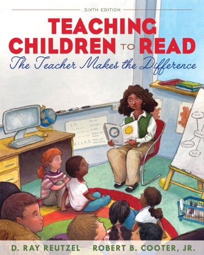 9780132665216: Teaching Children to Read: The Teacher Makes the Difference with MyEducationLab Pegasus (6th Edition)