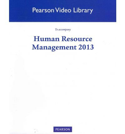 9780132668231: Human Resource Management 2013 Video Library (Pearson Video Library)
