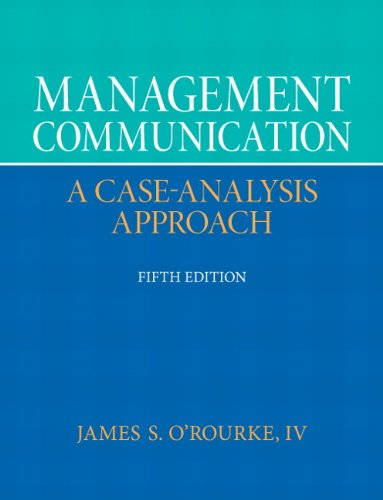 9780132671408: Management Communication (5th Edition)