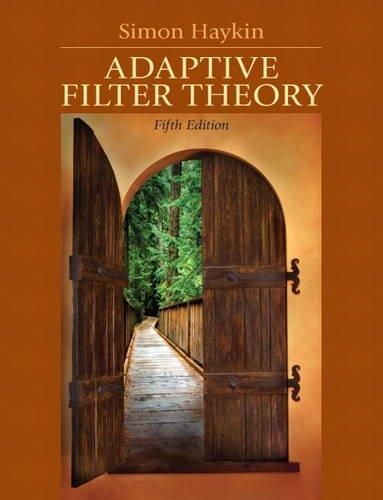9780132671453: Adaptive Filter Theory (5th Edition)