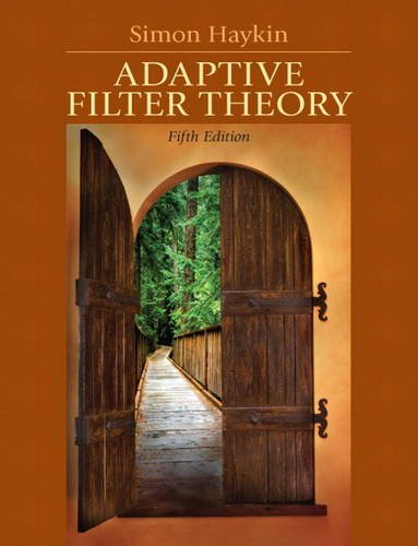 9780132671453: Adaptive Filter Theory (5th Edition)