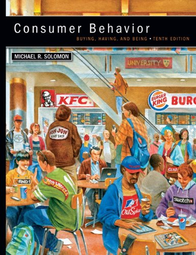9780132671842: Consumer Behavior (10th Edition)