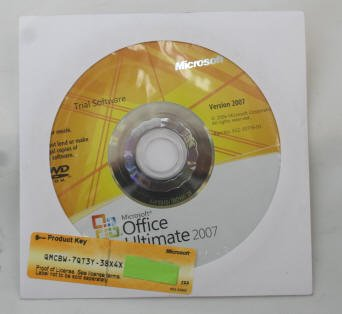 9780132672832: Microsoft Office 2007 180-day Trial CD Spring 2011 (Component) (9th Edition)