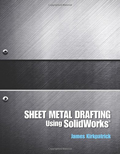 9780132675833: Sheet Metal Drafting Using Solidworks
