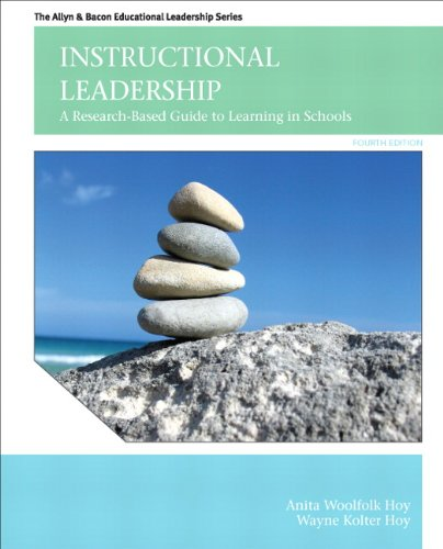 9780132678070: Instructional Leadership: A Research-Based Guide to Learning in Schools (The Allyn & Bacon Educational Leadership)