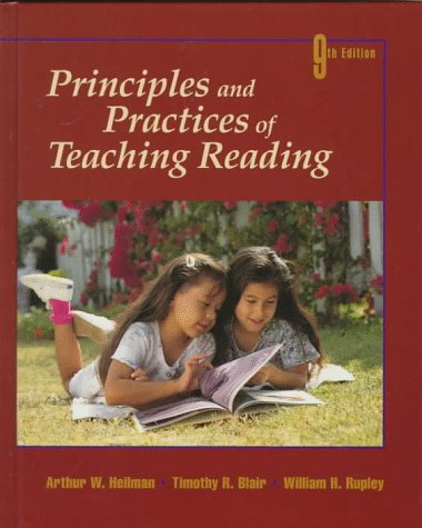 9780132678575: Principles and Practices of Teaching Reading