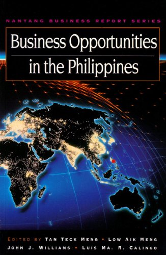 9780132679152: Business Opportunities in the Philippines