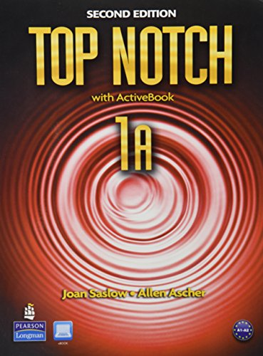 9780132679213: Top Notch 1A Split: Student Book with ActiveBook and Workbook and MyLab English