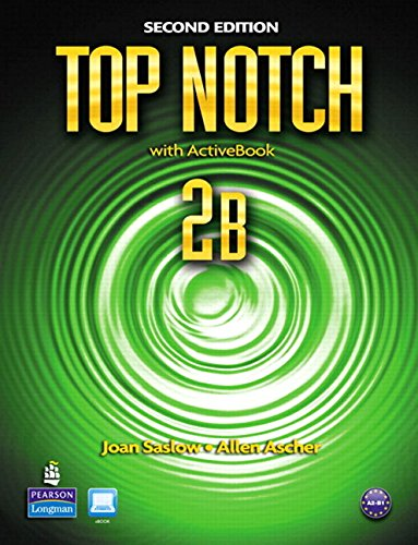 9780132679251: Top Notch 2B Split: Student Book with ActiveBook and Workbook and MyLab English