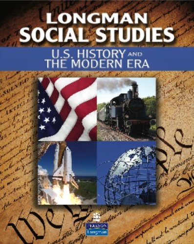 9780132679442: Longman Social Studies: U.S. History and the Modern Era