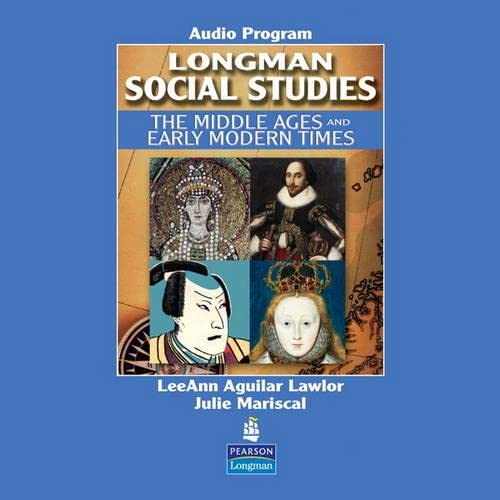 9780132679602: Longman Social Studies: The Middle Ages and Early Modern Times