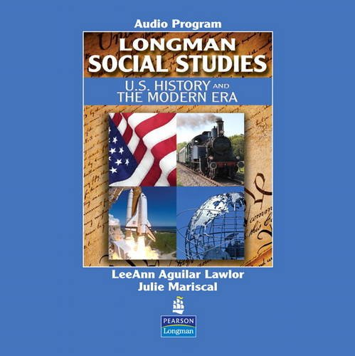 9780132679633: Longman Social Studies U.S. History and The Modern Era