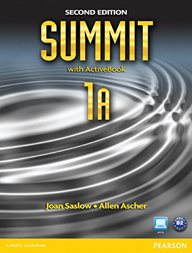 9780132679886: Summit 1a Split: Student Book with Activebook and Workbook