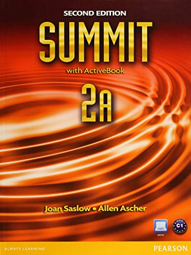 9780132679978: Summit 2A Split: Student Book with ActiveBook and Workbook