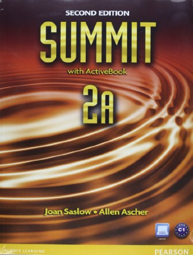 9780132679992: Summit 2A Split: Student Book with ActiveBook and Workbook and MyLab English (2nd Edition)