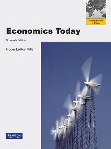 9780132680059: Economics Today: International Edition
