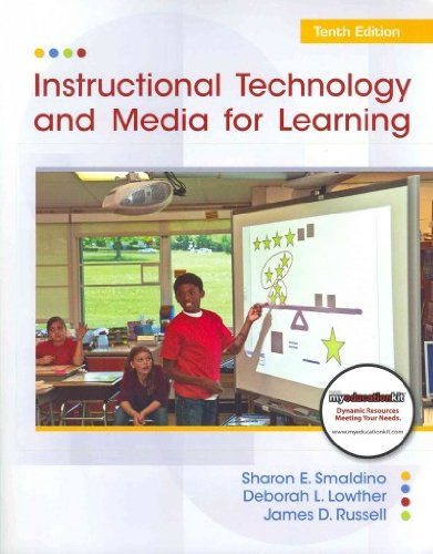 9780132682299: Instructional Technology and Media for Learning and MyEducationKit Valuepack Access Card Package (10th Edition)