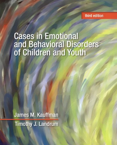 9780132684668: Cases in Emotional and Behavioral Disorders of Children and Youth
