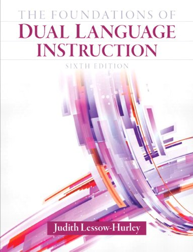 9780132685160: The Foundations of Dual Language Instruction (6th Edition)