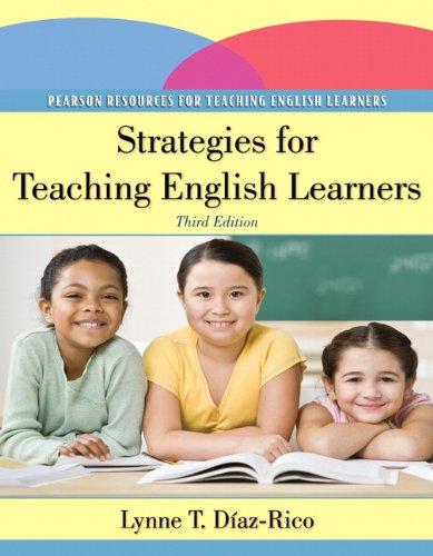 Strategies for Teaching English Learners: Diaz-Rico