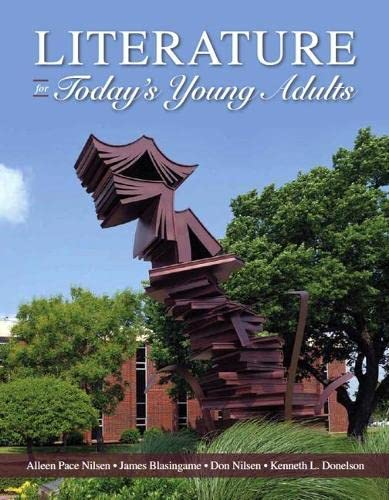 9780132685771: Literature for Today's Young Adults