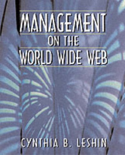 9780132688710: Management on the Worldwide Web