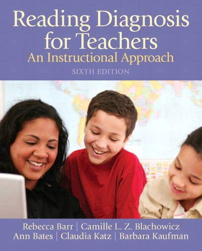 9780132690119: Reading Diagnosis for Teachers: An Instructional Approach (6th Edition)