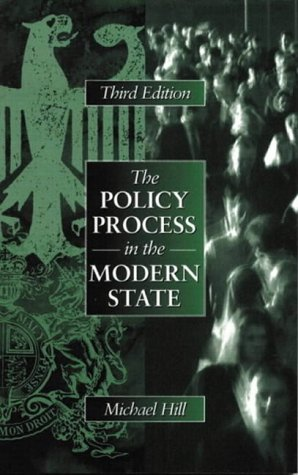 9780132692267: Policy Process In The Modern State (3rd Edition)