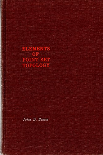 9780132692410: Elements of Point Set Topology