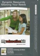 9780132694070: MyEducationKit with Pearson eText -- Access Card -- for Instructional Technology and Media for Learning