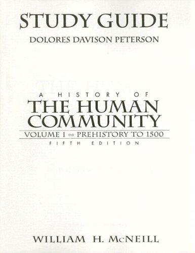 9780132694650: Study Guide, Vol. I