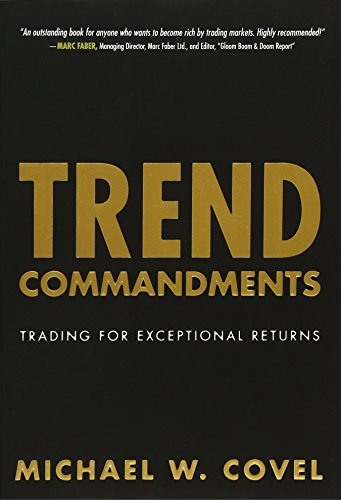 9780132695244: Trend Commandments: Trading for Exceptional Returns