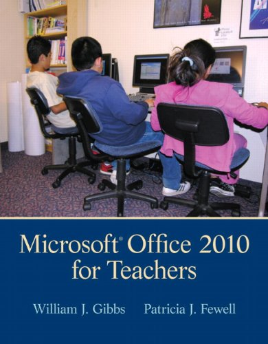 9780132696197: Microsoft Office 2010 for Teachers (4th Edition)