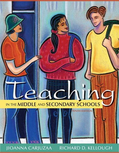 9780132696203: Teaching in the Middle and Secondary Schools (10th Edition)