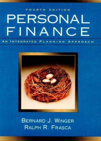 9780132696302: Personal Finance: An Integrated Approach