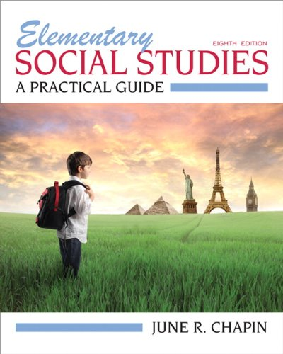 9780132697156: Elementary Social Studies: A Practical Guide (8th Edition)